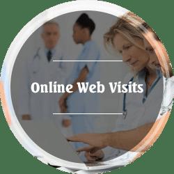 Online Web Visits