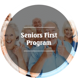 Seniors First Program